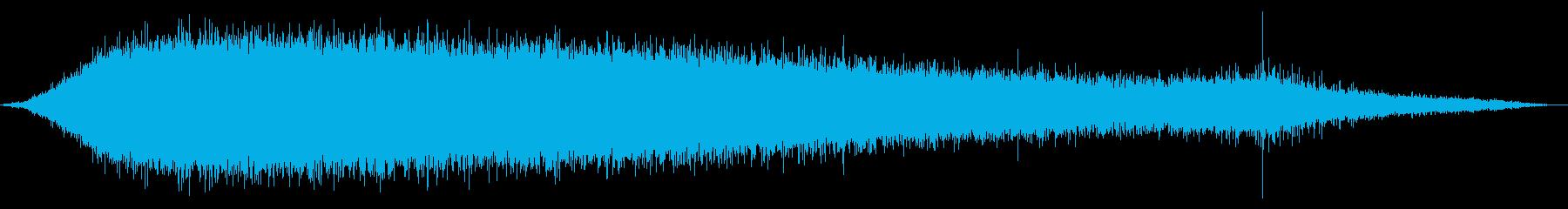 電気湯沸かし器-沸騰水の再生済みの波形