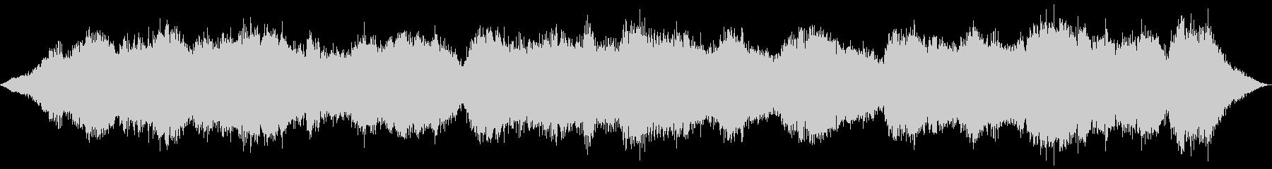 リズムベースのサウンドエフェクトと...の未再生の波形