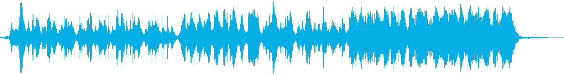 アンビエント 説明的 クール ad...の再生済みの波形