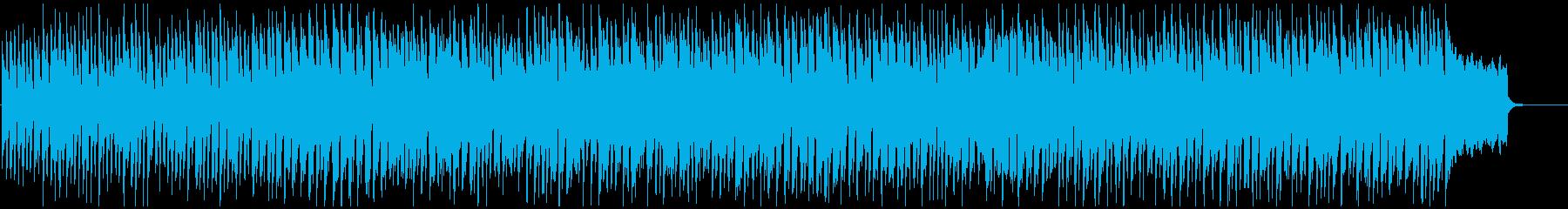 ひょうきんなカートゥーン系リコーダー劇伴の再生済みの波形