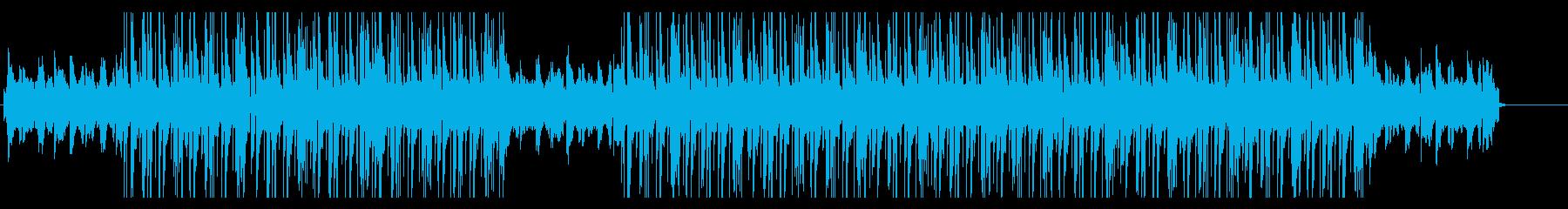 lo-fi hiphop beat の再生済みの波形