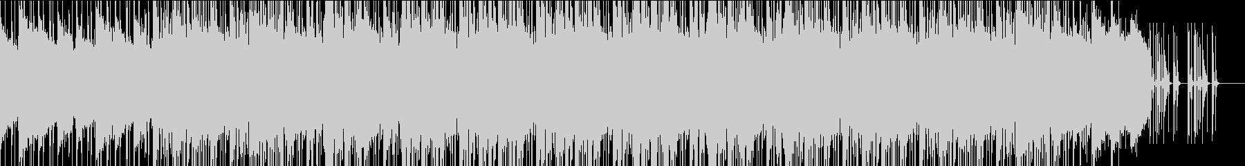 【高クオリティ】クールなドラムとピアノ!の未再生の波形