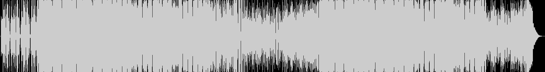 ピコピコkawaii軽快チップチューン系の未再生の波形