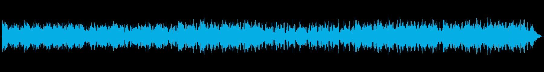 エレクトリックピアノをフィーチャー...の再生済みの波形