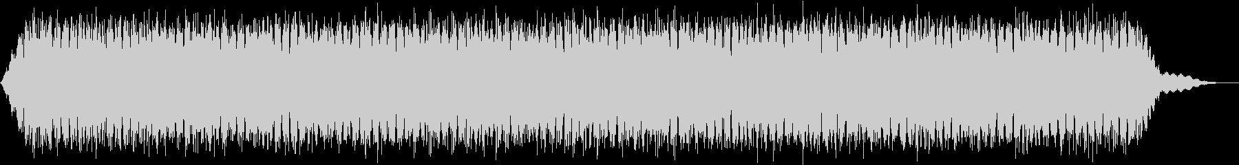 【アンビエント】ドローン_46 実験音の未再生の波形
