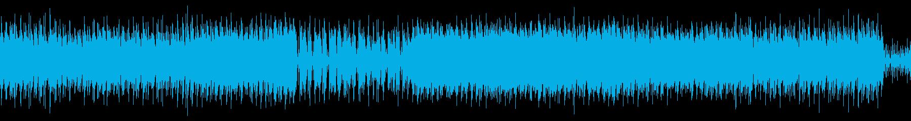 【ループ】陽気な酒場に合うケルト音楽の再生済みの波形
