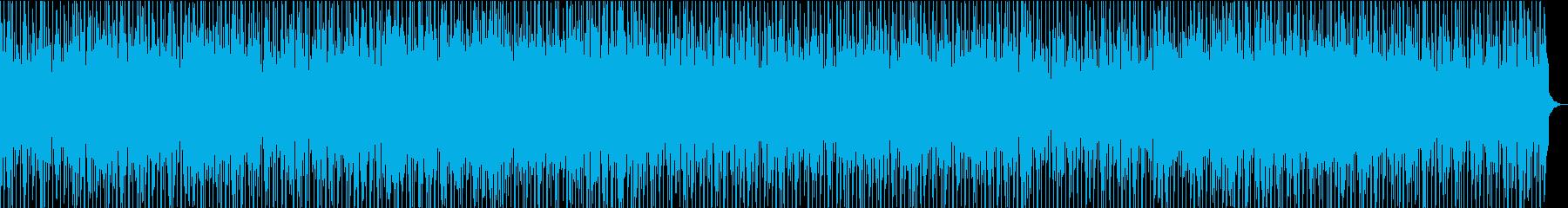 陽気で弾むような楽しいインストゥル...の再生済みの波形