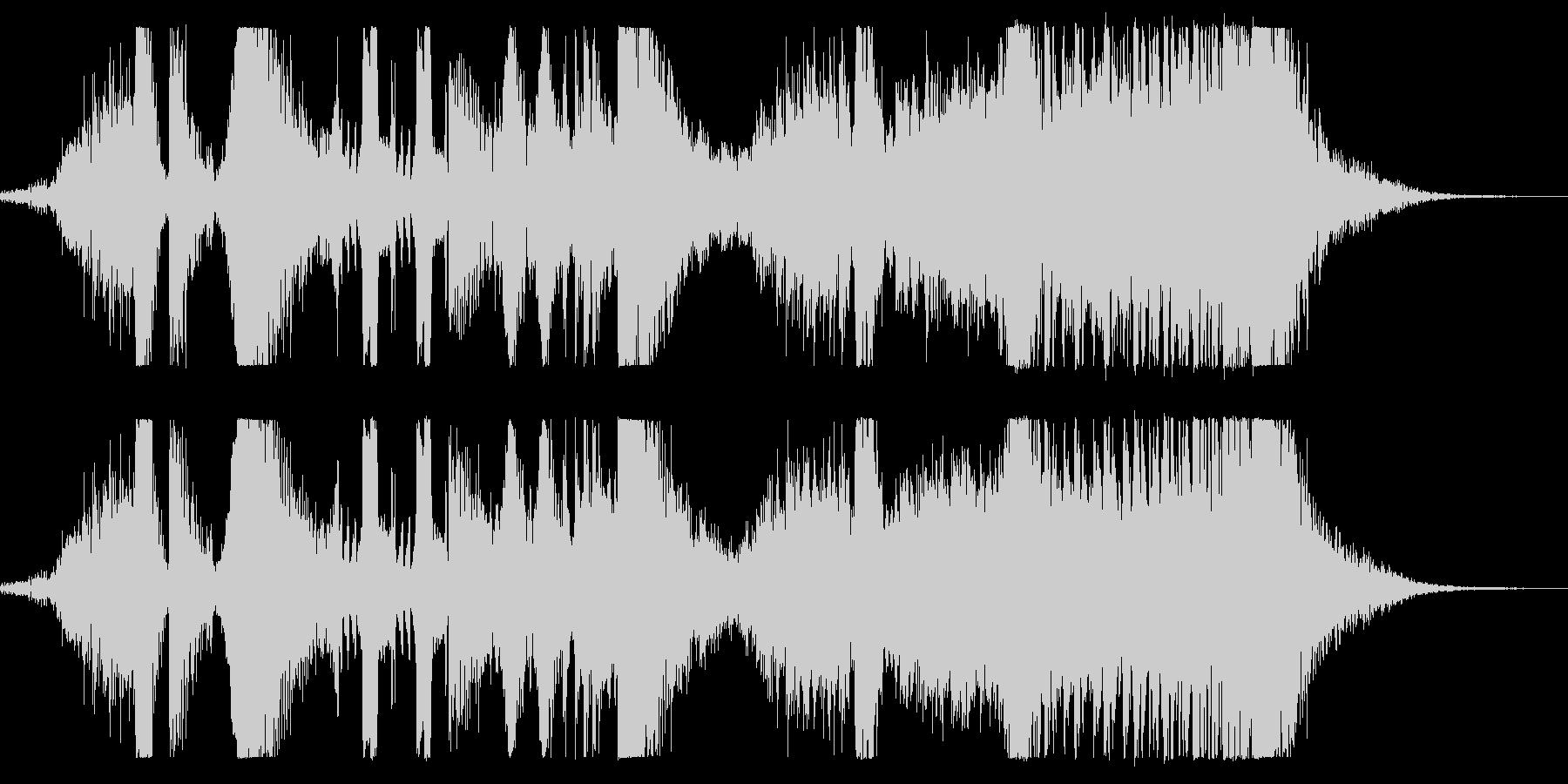 メタリックスウィッシュ、ヘビーヒッ...の未再生の波形