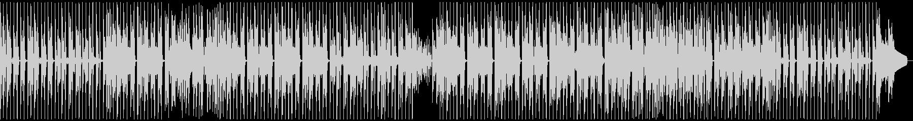 スタイリッシュCM、粋なグルーヴ感の未再生の波形