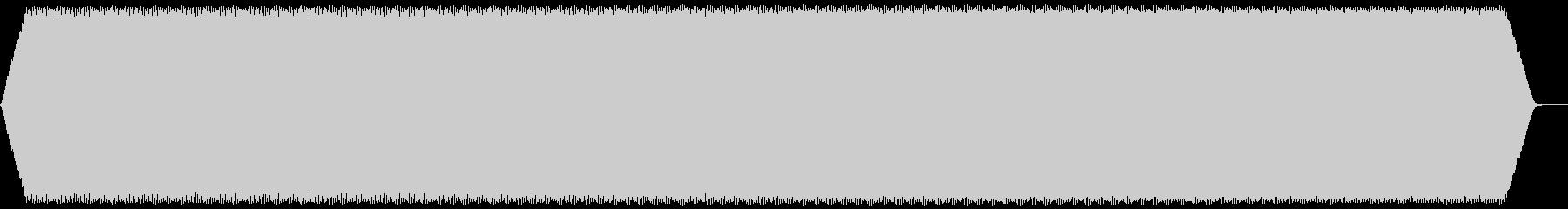 【アンビエント】ドローン_28 実験音の未再生の波形