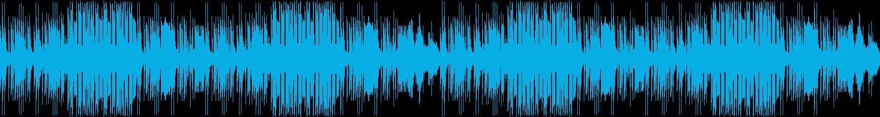 【神秘的なエレクトロニカ/ファンタジー】の再生済みの波形
