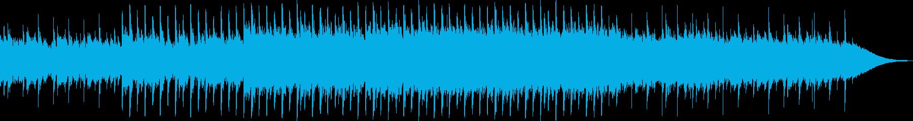 企業VP,コーポレート,ポジティブ60秒の再生済みの波形