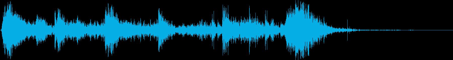 自動クラッシュ:Ext:ロールオー...の再生済みの波形