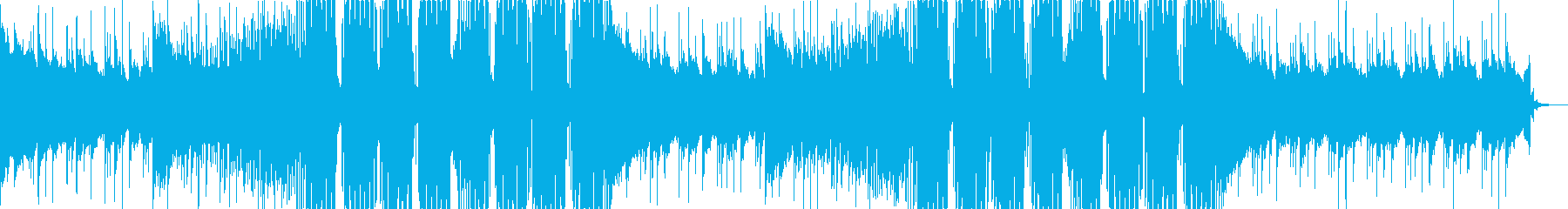 Future Bass 3の再生済みの波形