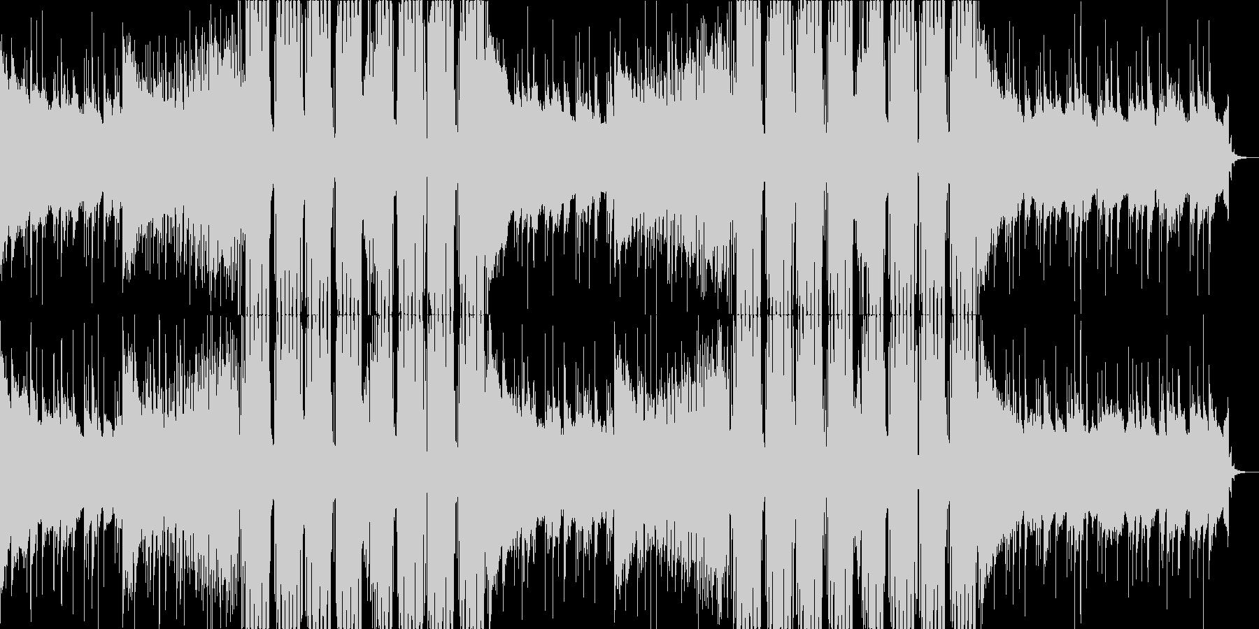 FutureBass3、洋楽、爽快、夏aの未再生の波形