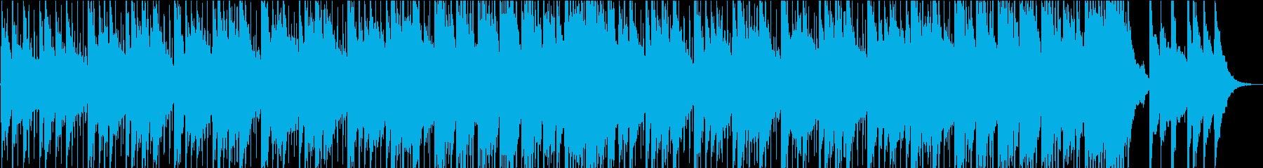 ノスタルジーな朝(生アコギ)の再生済みの波形