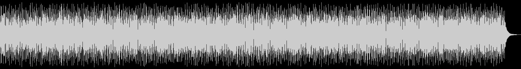 ほっとするボサノバ ゆったり ギターの未再生の波形
