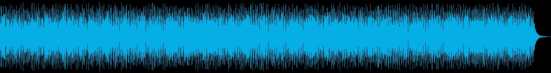 ほっとするボサノバ ゆったり ギターの再生済みの波形