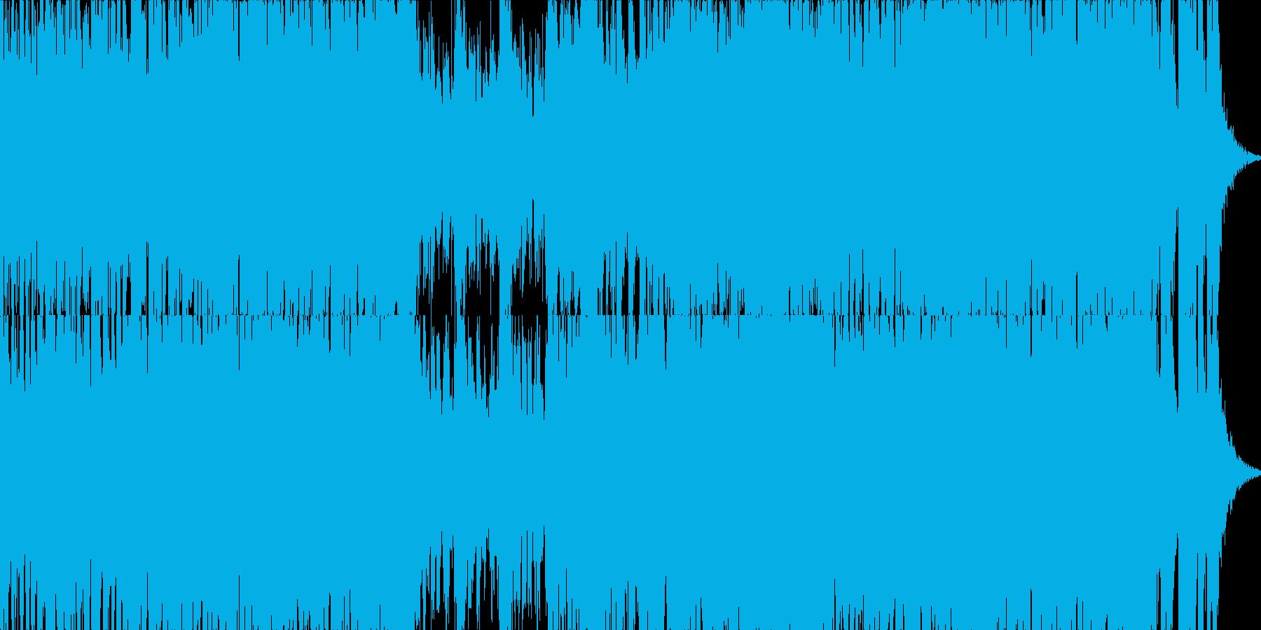 映画・ゲーム用バトルBGM4の再生済みの波形