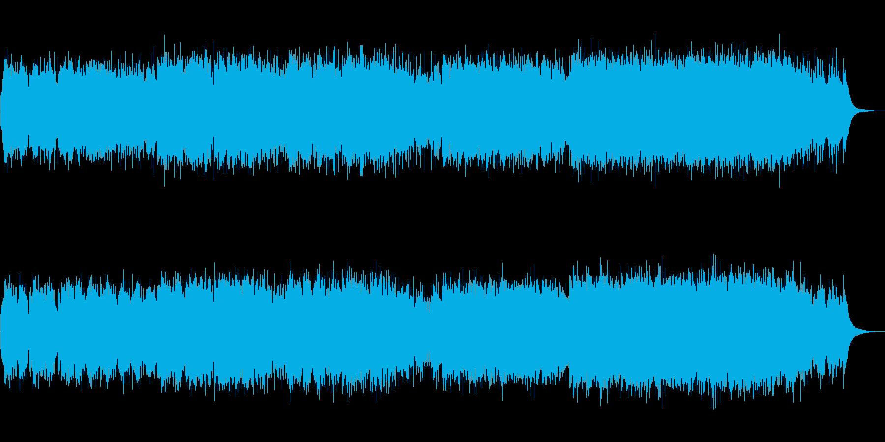 【生演奏】神秘的・幻想的な二胡 アジアンの再生済みの波形