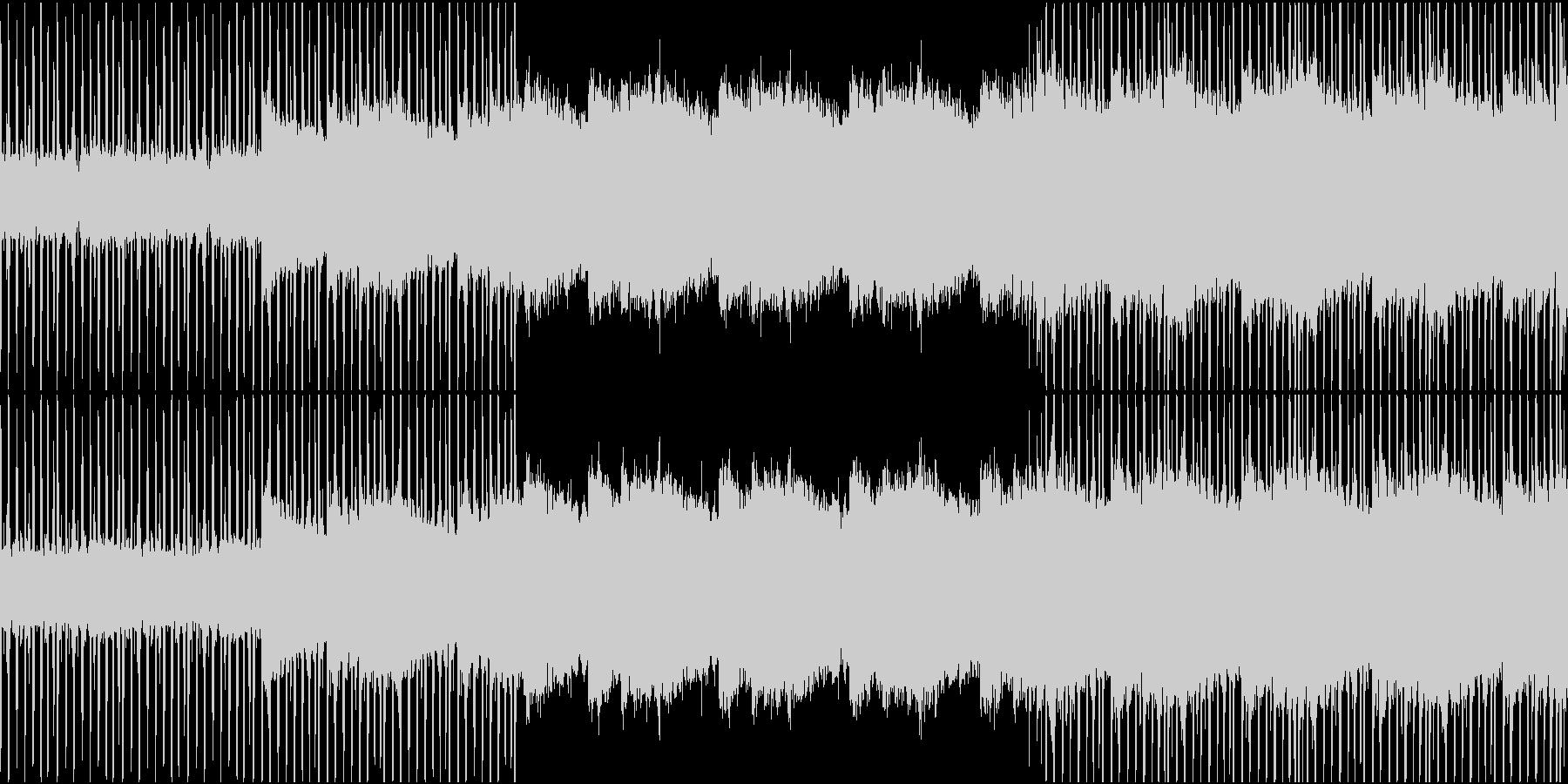 【映像系】ルーティンetc...の未再生の波形
