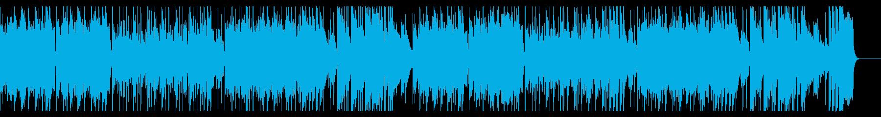 中国宮廷風フルバージョンの再生済みの波形