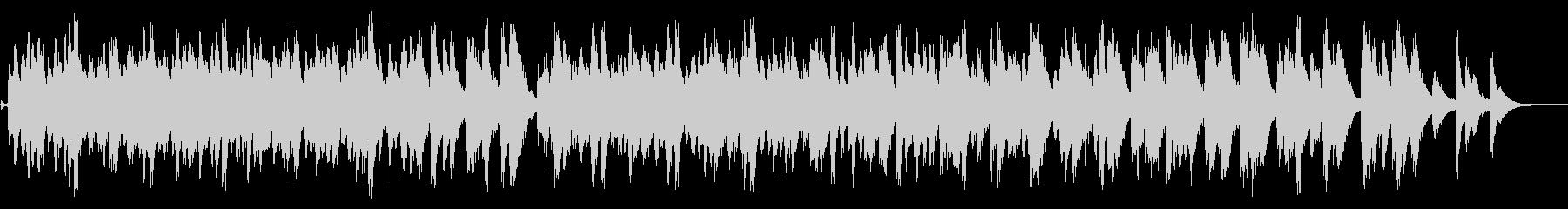レプトン教会の鐘:リンギングパターンの未再生の波形