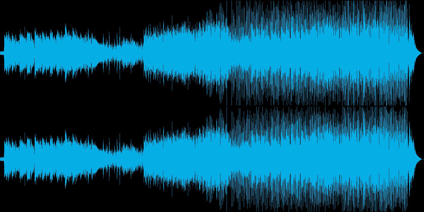 3曲のメドレー。アイルランドの世界...の再生済みの波形