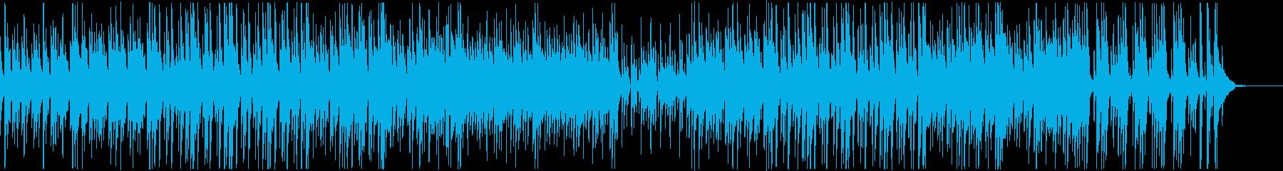 商品説明にぴったりのBGMの再生済みの波形