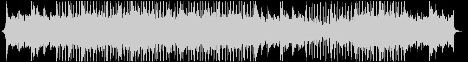 タイムラプスやコーポレートムービーBGMの未再生の波形