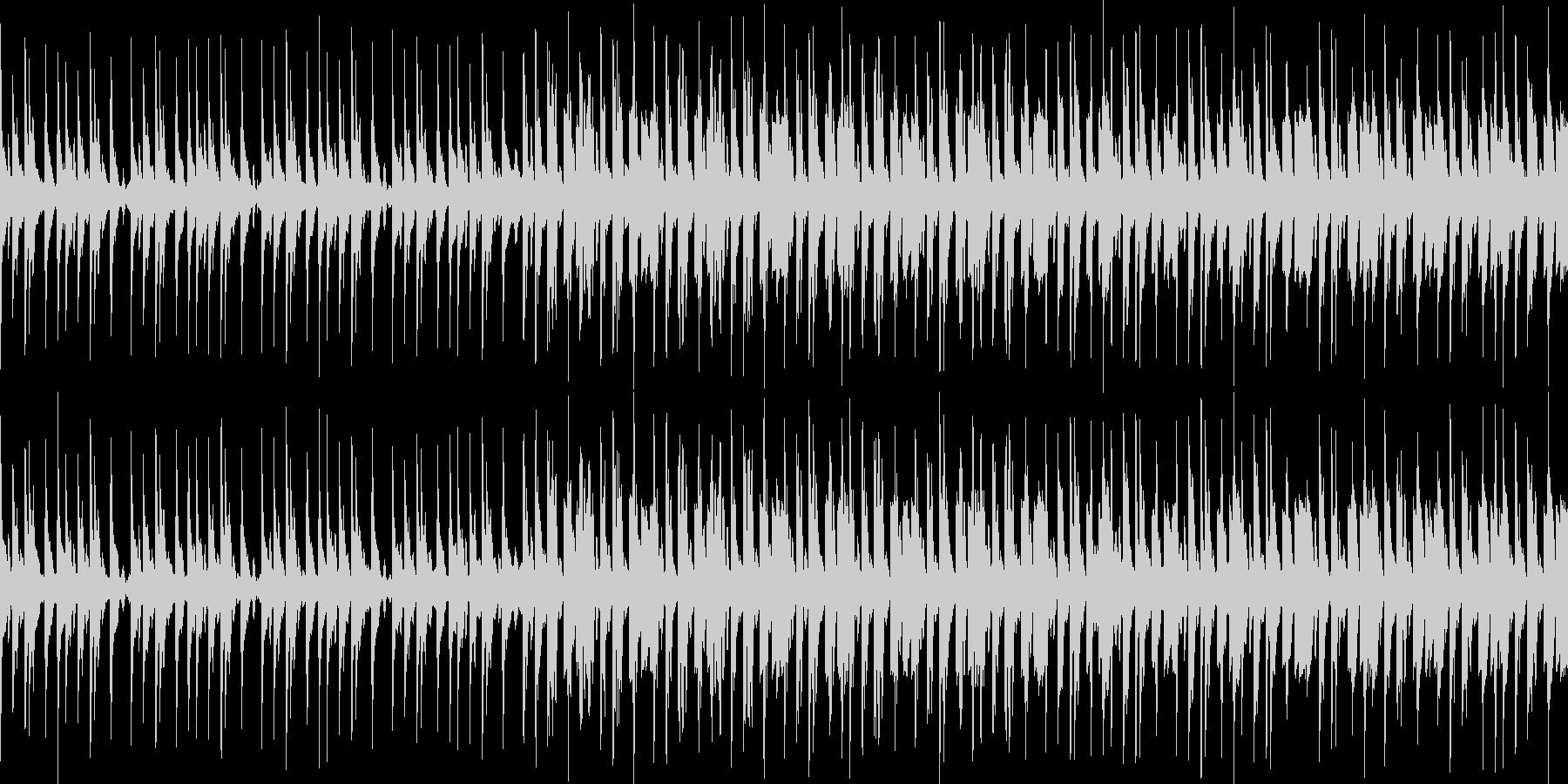 ループ ニュースや科学番組に ミニマルの未再生の波形