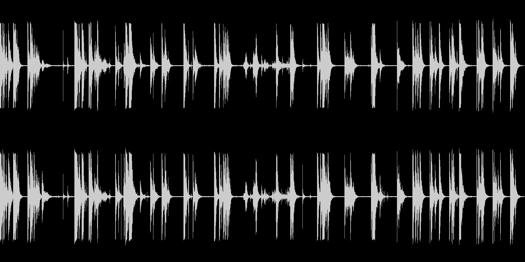 金属板鋼レンガトスの未再生の波形