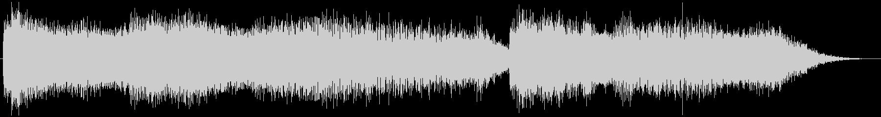 PADS 圧力降下01の未再生の波形