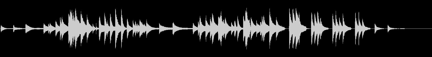 告別 第一楽章 序奏 ベートーヴェンの未再生の波形