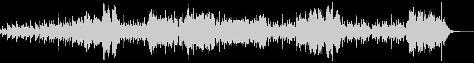 1892年にチャイコフスキーの「く...の未再生の波形