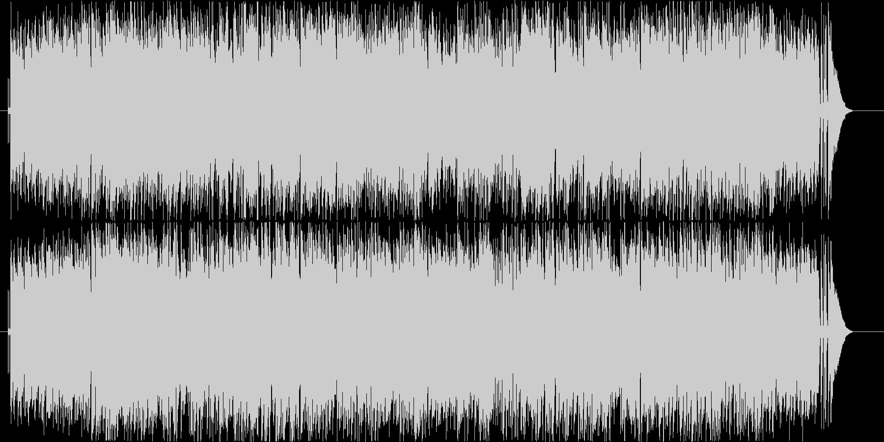 ギターインストユニット「Orphe K…の未再生の波形