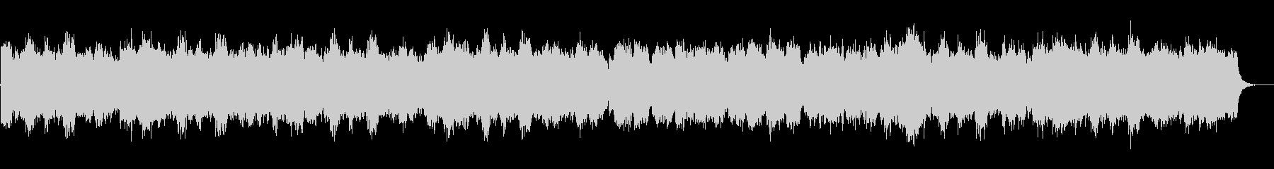 ヴァイオリンとピアノ 和風クラシックの未再生の波形