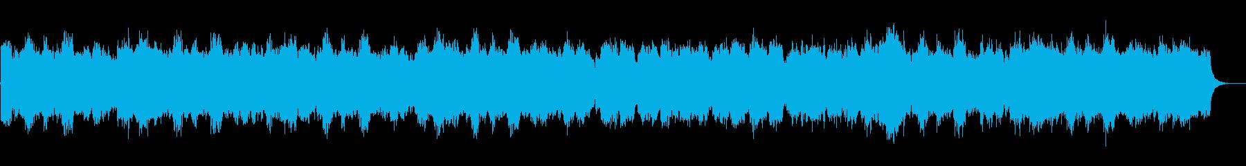 ヴァイオリンとピアノ 和風クラシックの再生済みの波形