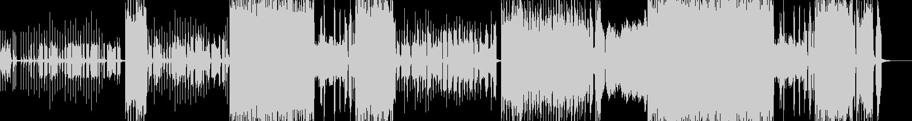 ダークメルヘンなカントリーロックの未再生の波形