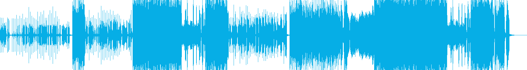 ダークメルヘンなカントリーロックの再生済みの波形