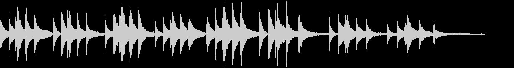 前奏曲第7番/ショパン【ピアノソロ】の未再生の波形