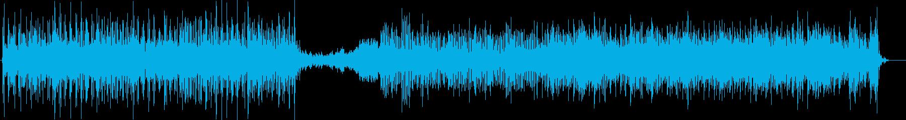 運転するエレクトロニカトラック。推...の再生済みの波形