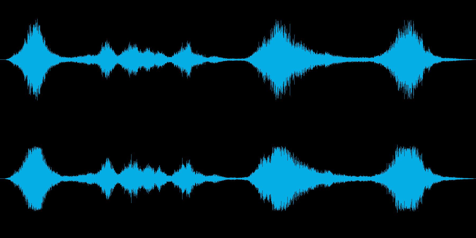 加工フーシュ:光やレーザービームの...の再生済みの波形