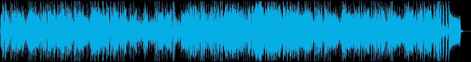 ジャズファンク◆楽しい、明るい、ノリノリの再生済みの波形
