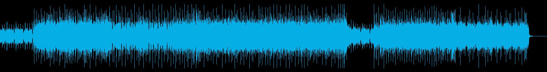メキシカンメタル!の再生済みの波形