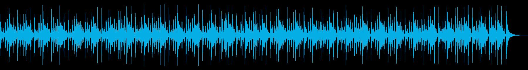 ラテンカーニバルパーカッショングロ...の再生済みの波形