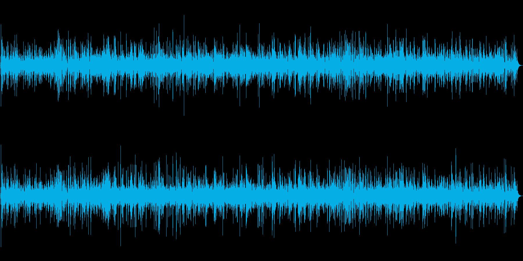 映像・店舗用カフェBGM ジャズバラードの再生済みの波形