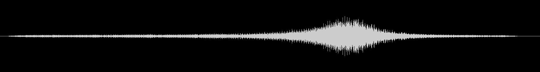 PASS BY、スローカーマフラー...の未再生の波形