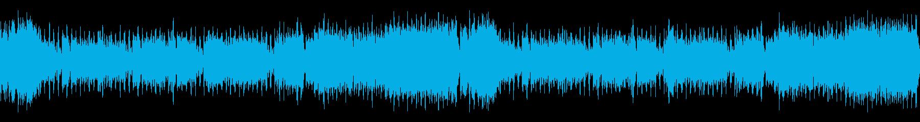 【行進曲】思わず入場したくなるBGMの再生済みの波形