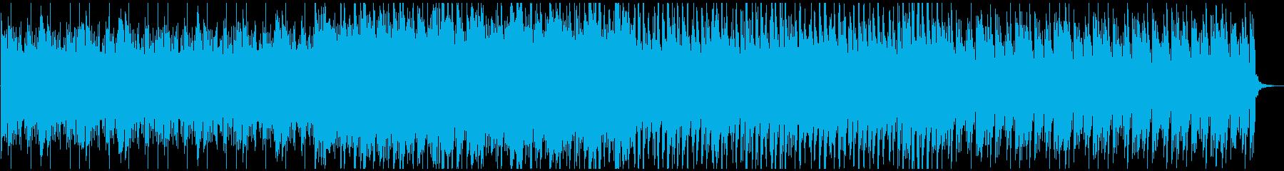 Clear IIの再生済みの波形